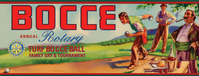 Bocce Ball Tournament Flyer