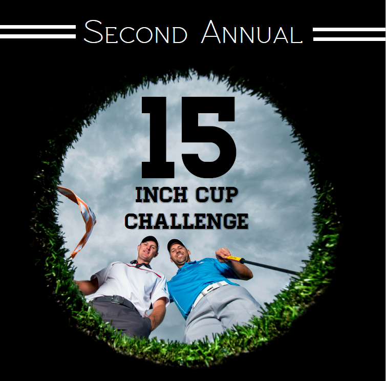 2nd Annual 15-inch Cup Challenge