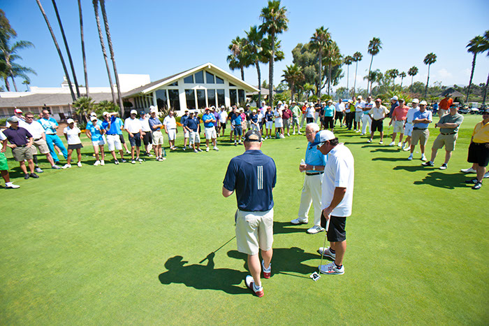 the physical and mental challenges of the game of golf Much like the physical skills golfers work so hard to develop and  if you are  playing golf to escape personal problems, attain self worth, prove.